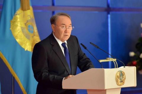 Президент Казахстана заявил о готовности способствовать разрешению конфликта на Донбассе