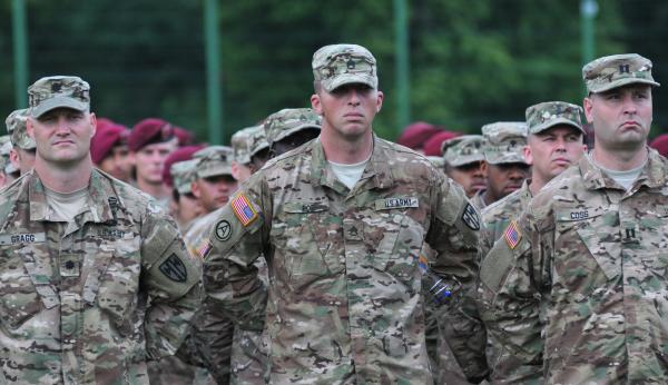 Среди военных возросло количество самоубийств