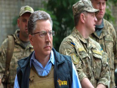 Как Волкер пытается спасти Донбасс