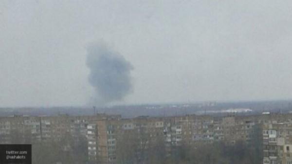 Разборки между ОРДО и ОРЛО: в Донецке от мощного взрыва погибли люди