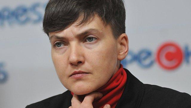 Савченко призналась, почему у нее нет детей
