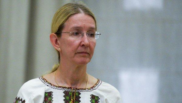 Это инициатива, а не данность: Супрун о ношении бахил в больницах Украины