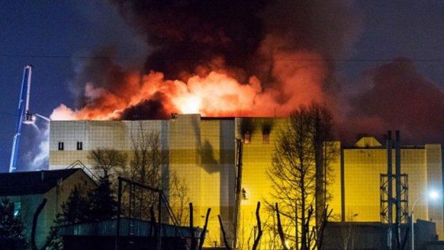 Смертельный пожар в Кемерово: появились новые подробности