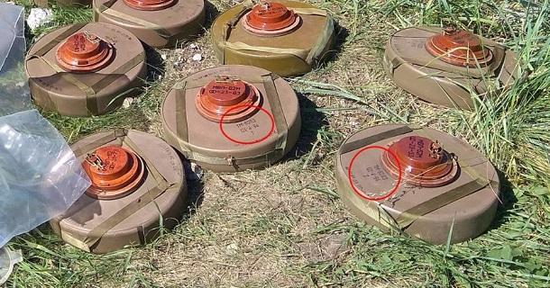 Изготовлено под Брянском: в сети показали новые фотодоказательства участия России в войне на Донбассе