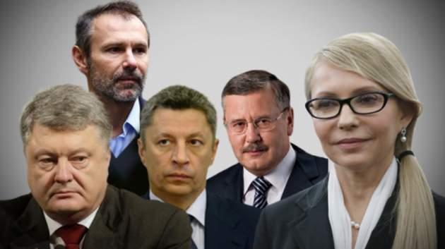 The Economist назвал самого честного кандидата в президенты Украины