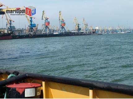 Украинские порты испытывают трудности из-за действий России в Азовском море