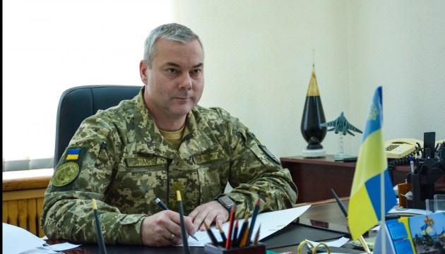 Наев призывает Запад «проснуться и увидеть угрозу со стороны России»