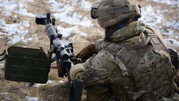 Война на Донбассе: украинские военные «порадовали» боевиков