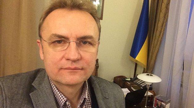 Садовый рассказал о переговорах с Зеленским