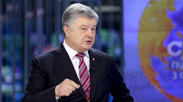 У Порошенко рассказали, к чему он готовится в случае победы Зеленского